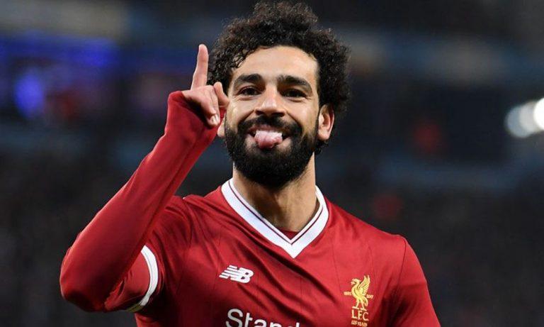 Mohamed Salah dan Gelar Pemain Terbaik Liga Inggris Musim 2017-2018