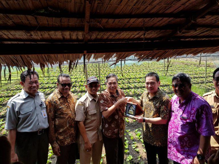 Kunjungi Pontianak, DPR Usul Alokasi Pupuk Holtikultura Ditambah