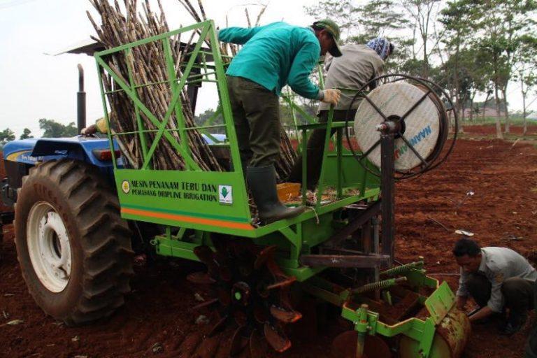 Kementan Segera Launching Smart Irrigation
