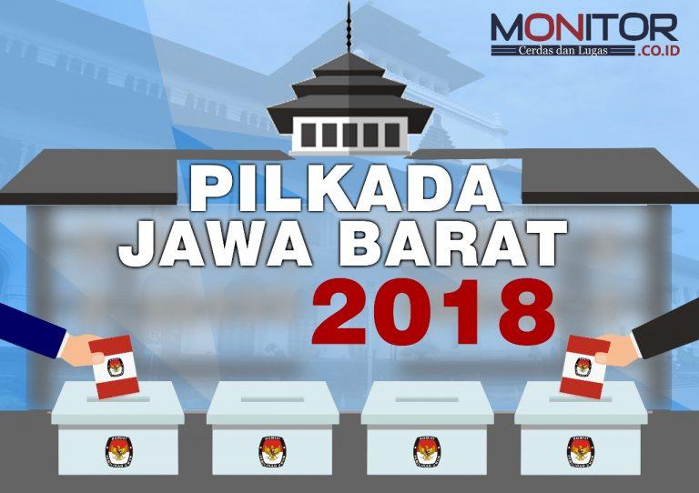 Survei IDM, Elektabilitas ASYIK Kian Moncer di Pilgub Jabar