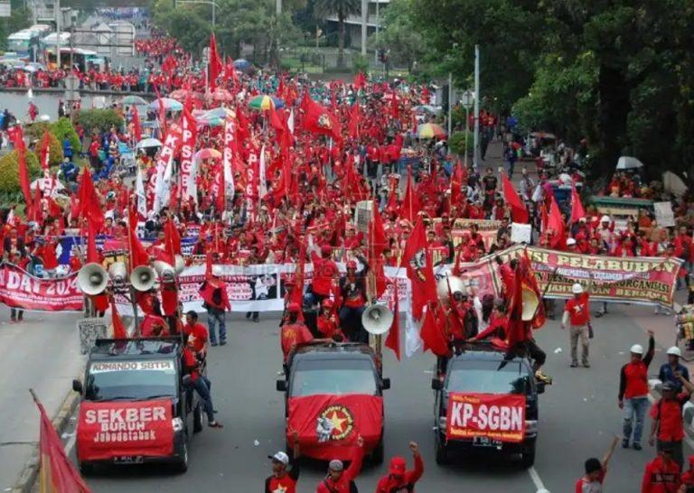 Hari Buruh Nasional Disinyalir Bermuatan Politis