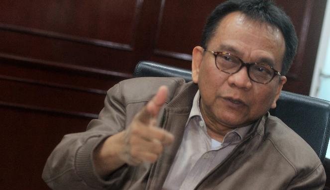 Wakil Ketua DPRD DKI Jakarta M Taufik