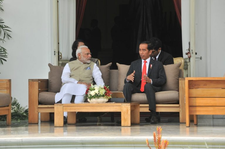 Jokowi Sambut Kunjungan PM India