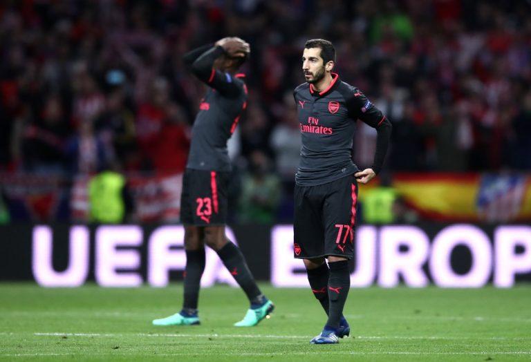 Kado Pahit Perpisahan Arsene Wenger dari Atletico Madrid