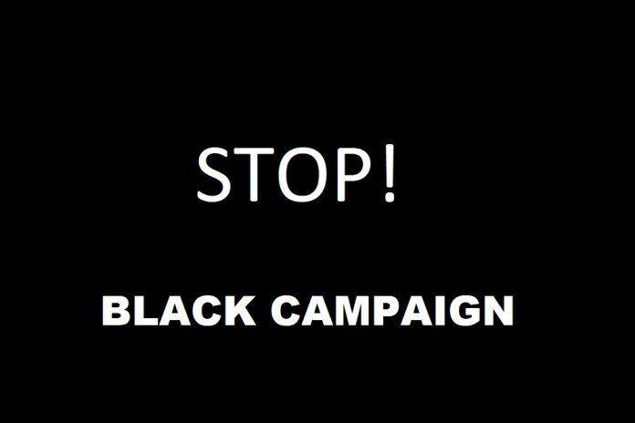 Stop Black Campaign