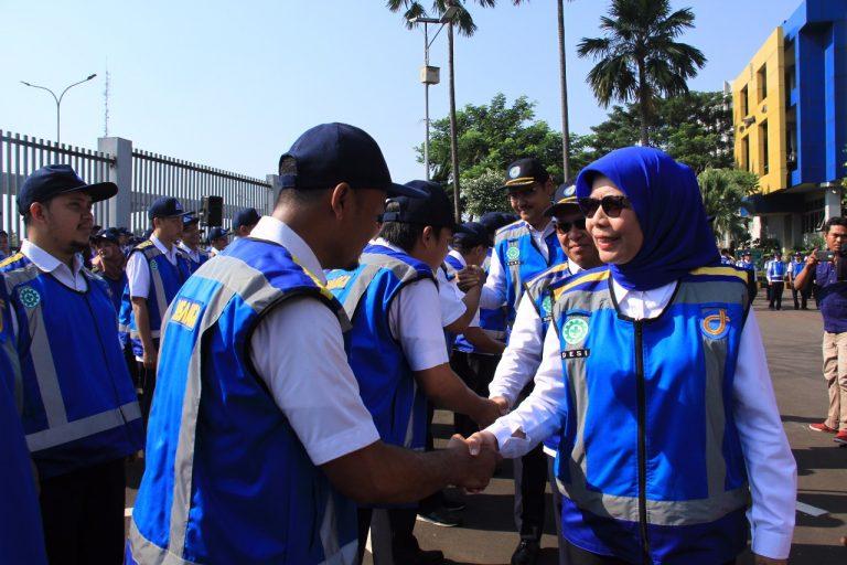 Jasa Marga Bentuk Tim JM Siaga Operasional Sukseskan Arus Mudik dan Balik Lebaran 2018