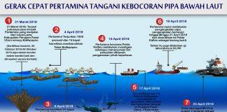 Infografis Pertamina
