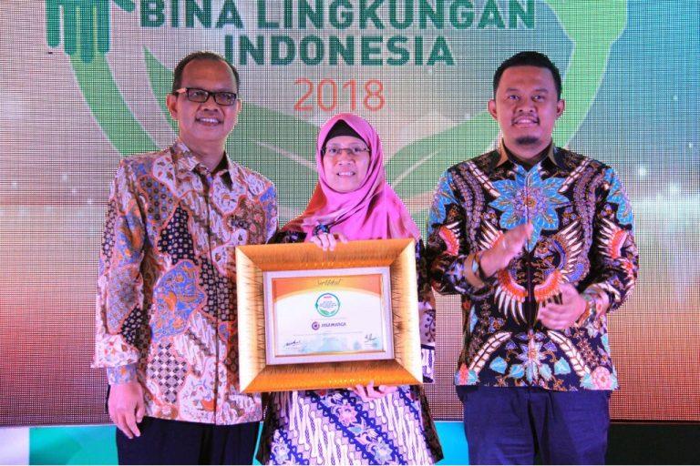 Jasa Marga Torehkan Prestasi di Program Kemitraan dan Bina Lingkungan 2018
