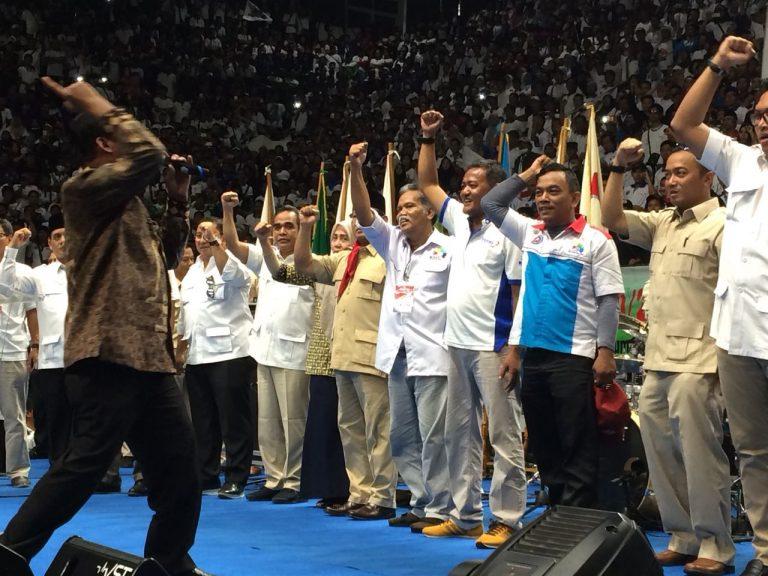 KSPI Bantah Aksi May Day Dibiayai Prabowo