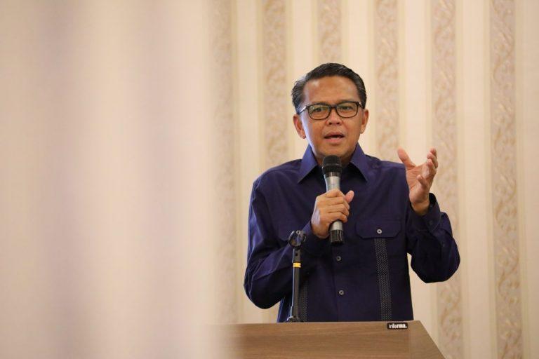 Prof. Nurdin Abdullah Ajak Masyarakat lawan Hoaks