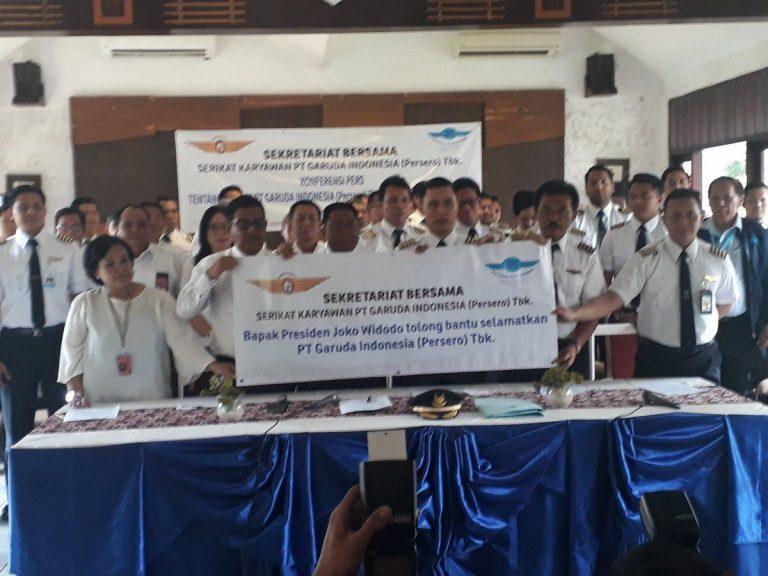 Didemo Karyawannya, PT Garuda Indonesia Pastikan Operasional Berjalan Normal