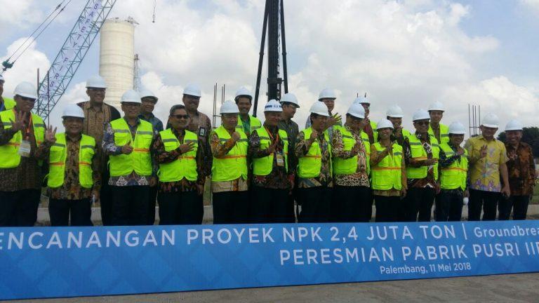 Kementan Dukung Pupuk Indonesia Revitalisasi Pabrik dan Pasokan NPK 2,4 Juta Ton
