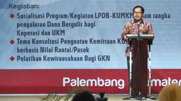 LPDB-KUMKM Gunakan Paradigma Baru Salurkan Dana Bergulir