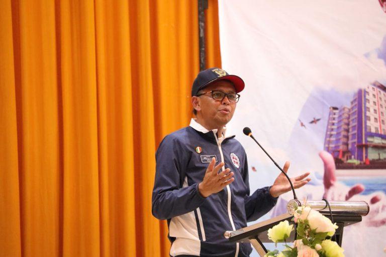 Prof Andalan Ajak Masyarakat Sulsel Berdoa untuk Korban Bom di Surabaya