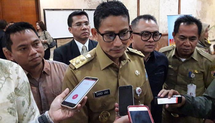 Sandi: DKI Harus Punya Jakarta Institute Of Mental