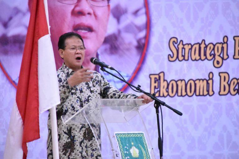 Guru Besar IPB Paparkan Kunci Keberhasilan Pembangunan di Kabupaten Indragiri Hulu