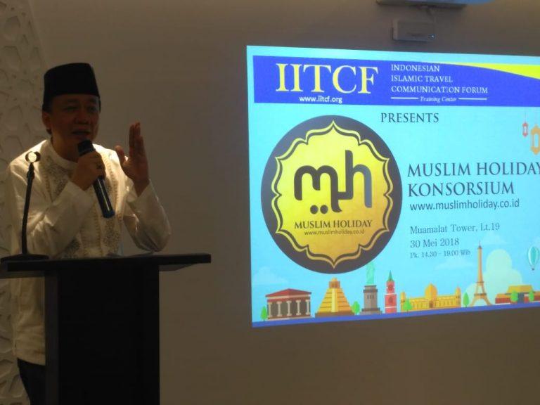 IITCF Berkomitmen Bangun Kiblat Wisata Halal Dunia