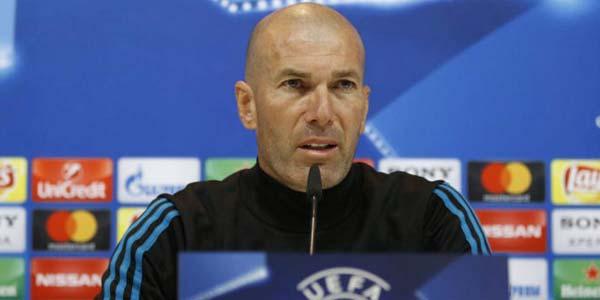 Madrid Belum Pasti Lolos, Zidane Waspadai Permainan Munchen