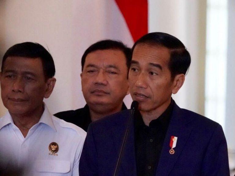 Jokowi Minta Polisi Lakukan Evaluasi Total terkait Kerusuhan di Mako Brimob