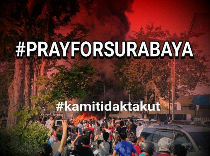 Pernyataan PBNU Mengutuk Keras Teror Bom di Surabaya