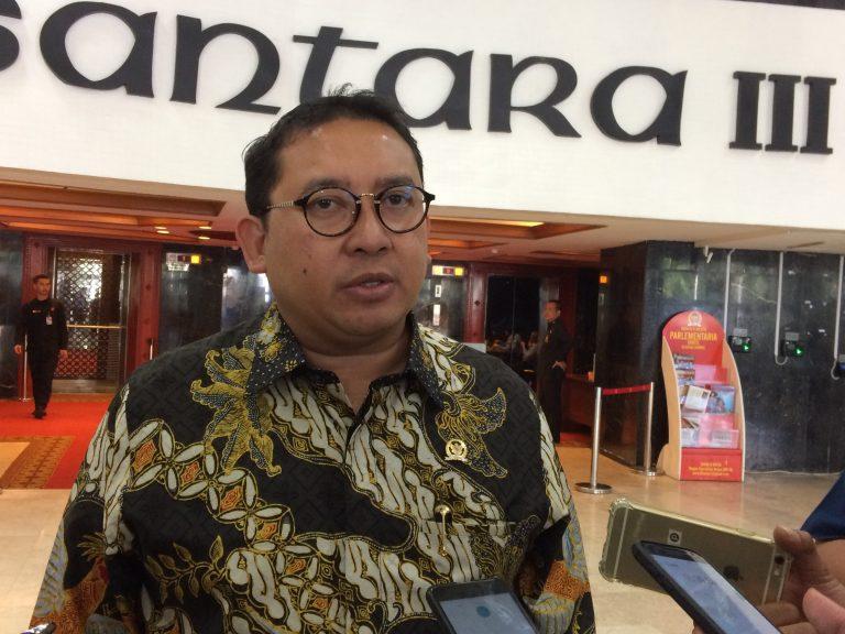 Fadli Zon Dukung HTI Ajukan Banding atas Putusan PTUN