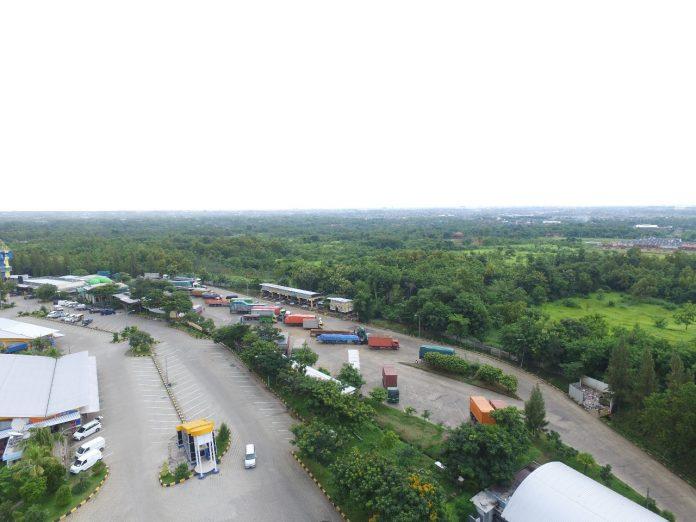 Rest area Jasa Marga