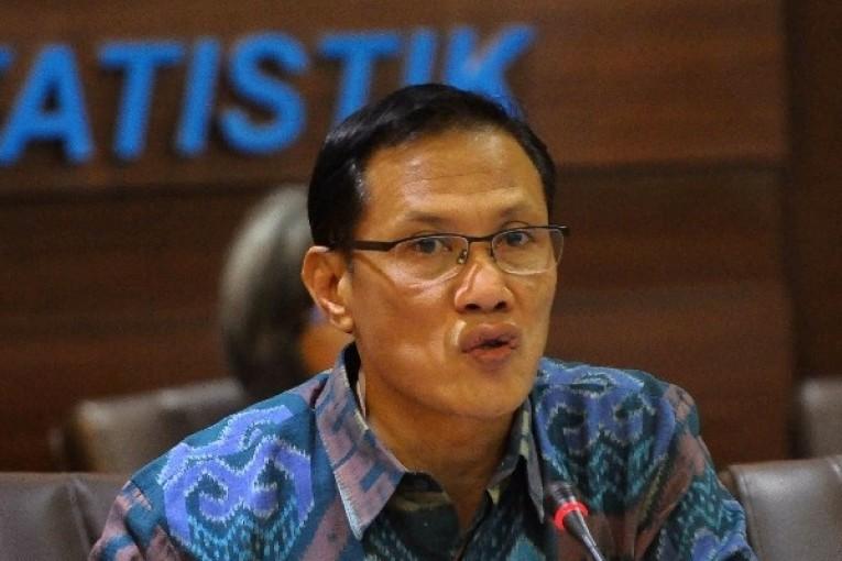 NTP Naik, BPS: Deflasi Karena Harga Pangan Turun