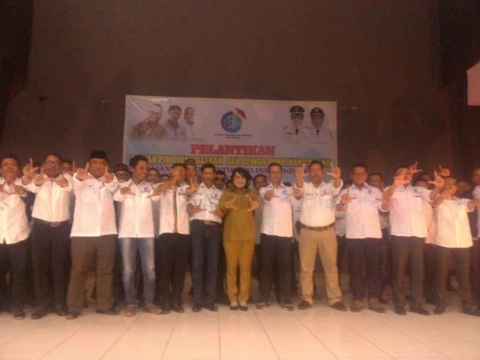 Pelantikan Pengurus DPD AJO Indonesia Provinsi Lampung