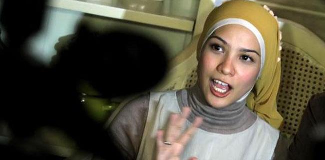 Rachel Maryam Tuntut Jokowi Batalkan RUU KUHP