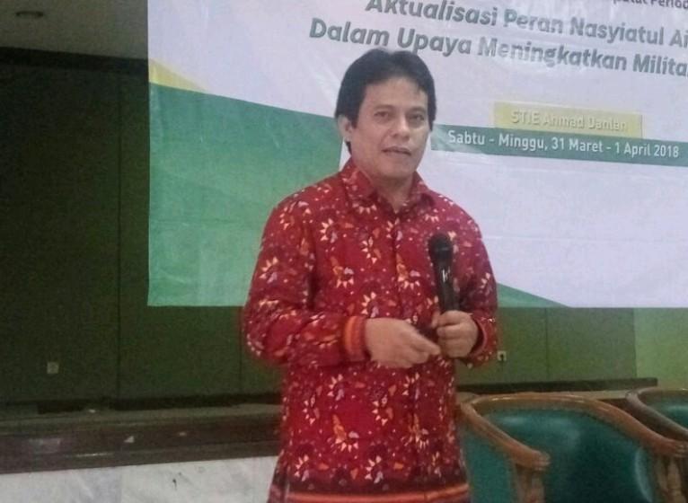 Hardiknas 2018, Ketua STIEAD Jakarta: Minat Baca Masih Rendah