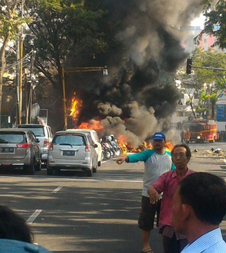 Bom Ngagel, Polisi Pastikan Pelaku Termasuk Korban Tewas