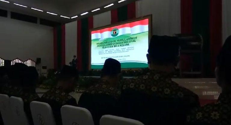 Jokowi Ajak Para Muballigh Perangi Terorisme