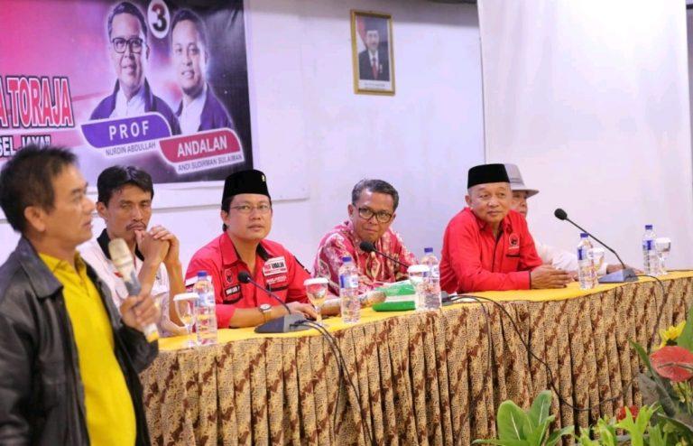 Tokoh Masyarakat Toraja: Hanya Prof Andalan yang Mampu Bangun Sulsel