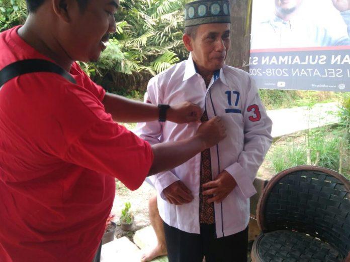 Mantan Camat Perkuat Tim 17 Prof Andalan
