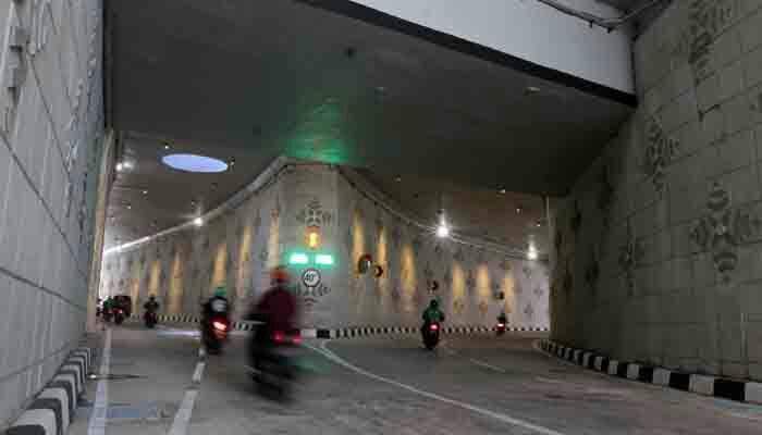 <em>Underpass</em> Matraman Dicorat-coret, Sandiaga Geram