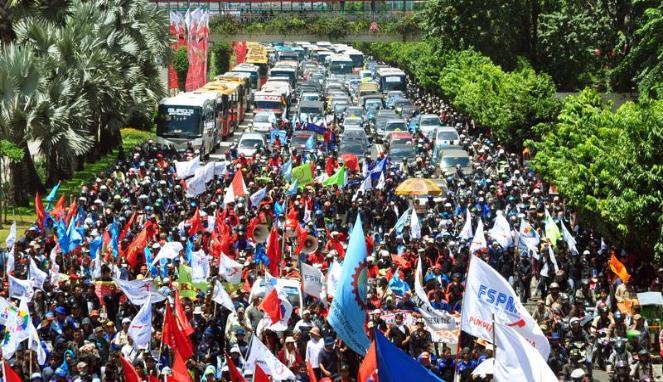 Buruh bakal kembali gelar Aksi Demo di Jakarta Besok