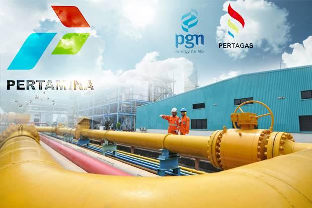 PGN dan Pertagas Lakukan Integrasi Bisnis