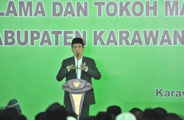 Tarik Investasi, Jokowi dorong para Menteri rajin silaturahim ke Timur Tengah