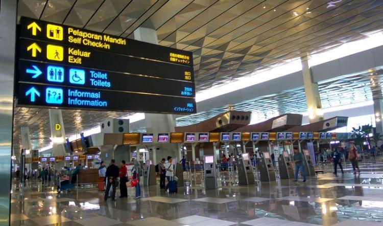 Sejumlah Penerbangan di Soetta ke Bali Dibatalkan