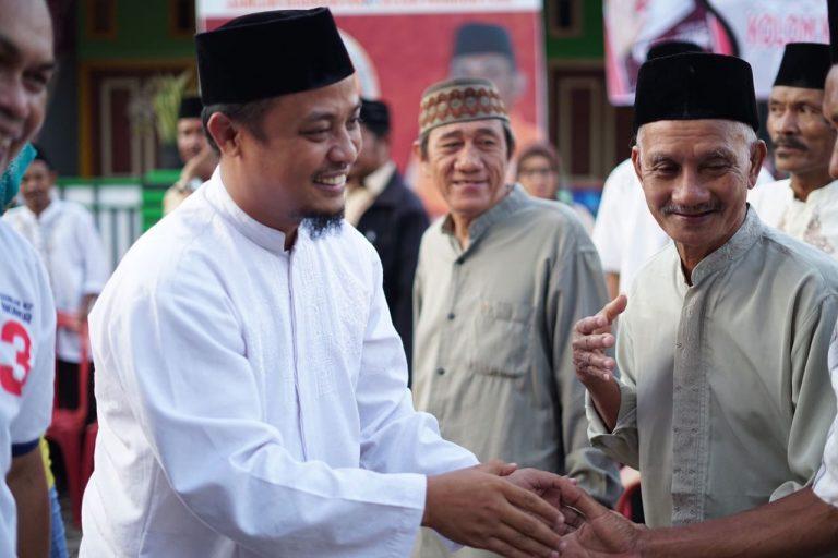 Andi Sudirman Bukber Dalam Kerukunan Keluarga Maccini Sombala