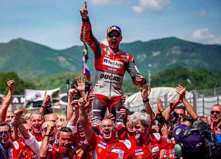 Ditinggal Dani Pedrosa, Repsol Honda Resmi Dapatkan Jorge Lorenzo