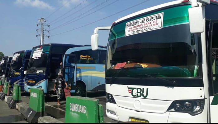 Di Terminal Kampung Rambutan, Hanya 16 Bus yang Laik Jalan Saat Lebaran, Sisanya?