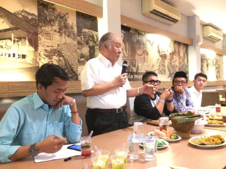 Indonesia harus Tanggap dan Sadar hadapi Revolusi Industri 4.0