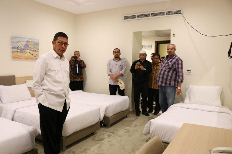 Menag: Layanan Haji 1439H Sudah Siap
