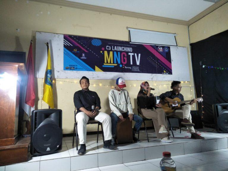 Dosen dan Mahasiswa Ilmu Komunikasi Unirow Luncurkan TV Online