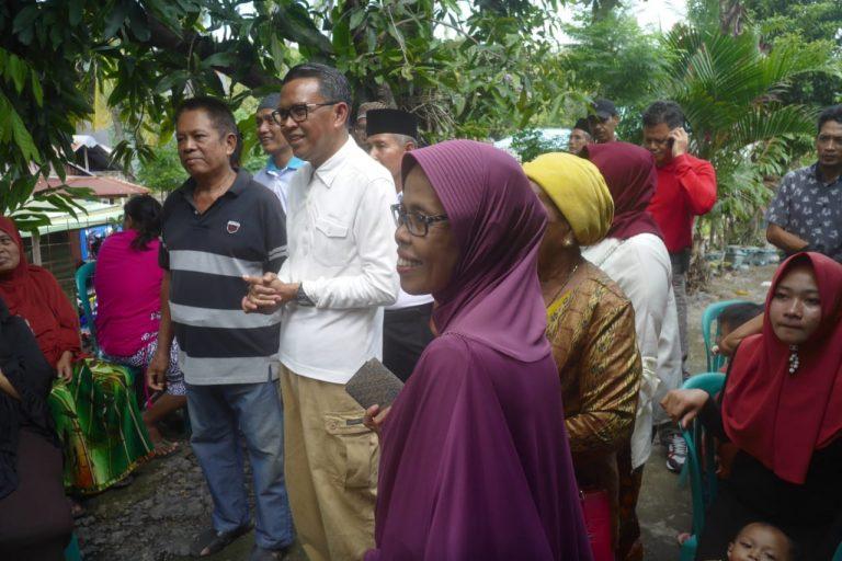 Warga Parepare Rindu Kunjungan Prof Nurdin Abdullah