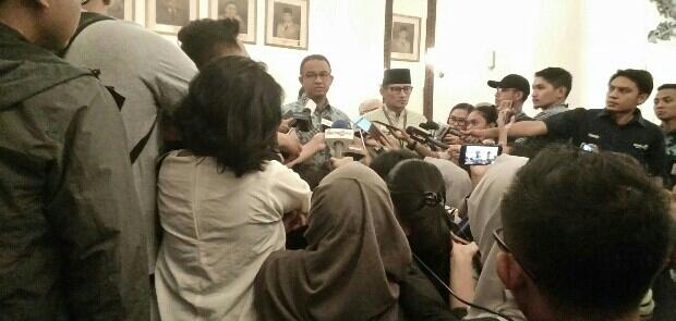 Anies Ajukan Syarat bagi Warga Pendatang Baru di Jakarta
