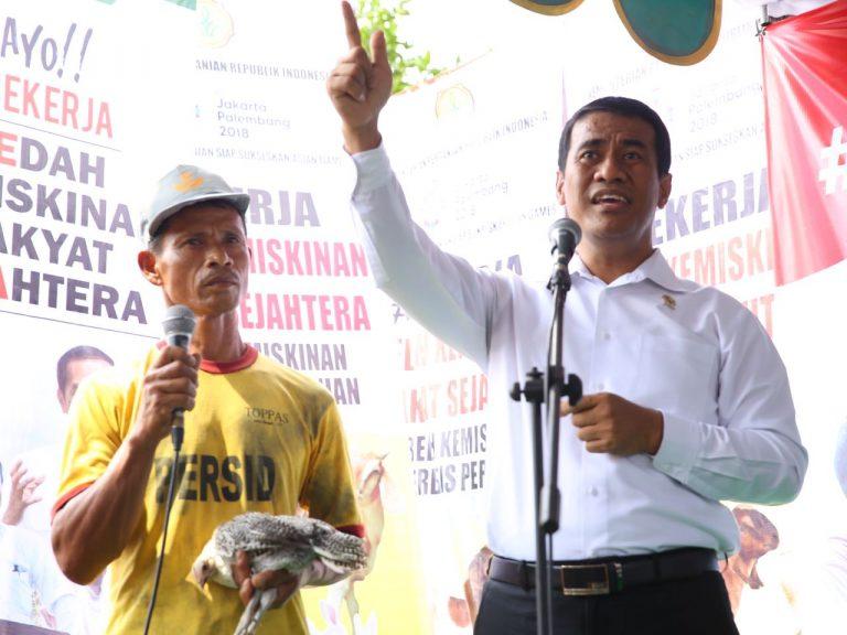 Di Pertemuan Saudagar Bugis-Makassar XVIII, Mentan Tekankan Pentingnya Teknologi Pertanian