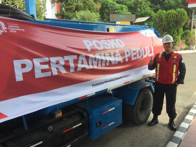 Pertamina Pasok Dexlite untuk Operasi SAR di Danau Toba