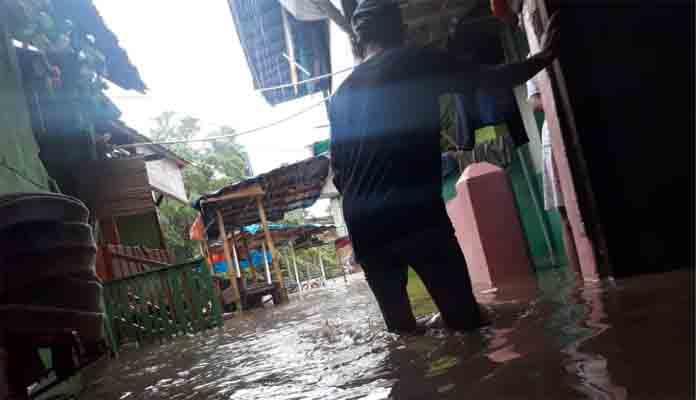 BPBD DKI Pastikan Banjir di Ibukota Surut